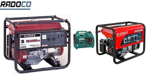 انواع موتور برق بنزینی هوندا