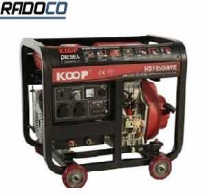 موتور برق 7.5 کاوا KOOP رادوکو