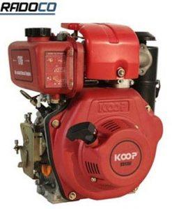 موتور تک 5 اسب استارتی کوپ گازوئیلی مدل تک سیلندر