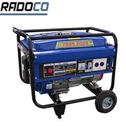 موتور برق بنزینی 2 کیلووات تک فاز مدل JD3500R