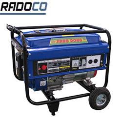 موتور برق بنزینی 2 کیلووات تک فاز مدل JD3500