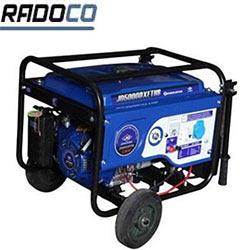 موتور برق بنزینی 3 کیلووات جیانگ دانگ تک فاز مدل JD5500