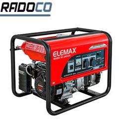 موتور برق بنزینی 3.4 کیلووات هوندا المکس