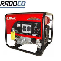 motor برق 4 کیلووات المکس مدل SH6500 EX