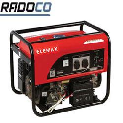 موتور  4.4، 5.6 کیلووات المکس مدل SH7600EX