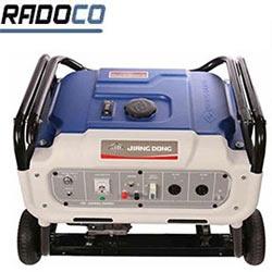 موتور برق بنزینی 3 کیلووات JiangDong تک فاز مدل JD5500JWE2