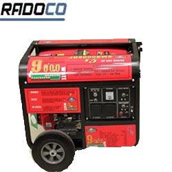 موتور برق 6.5 کیلووات تک فاز مدل JD6500