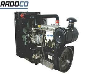 موتور تک ژنراتور 121، 133 کیلووات 150 کاوا لوول مدل 1006TAG