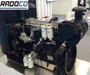 موتور تک ژنراتور 92، 102 کیلووات ، 125 کاوا لوول مدل 1006TG2