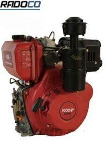 قیمت موتور  تک 23 اسب هوا خنک 2 سیلندر استارتی کوپ مدل KD 292 F
