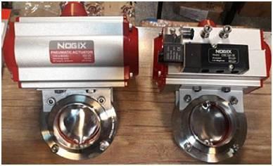 اکچویتور بادی برقی نوجیکس