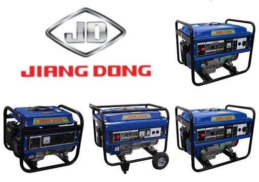 ویژگی موتور برق جیانگ دانگ