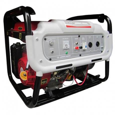 طریقه نصب و کارایی موتور برق جیانگ دانگ