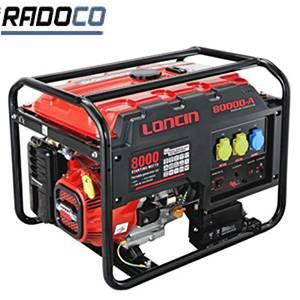 قیمت موتور برق 6 کیلووات لانسین مدل LC 8000 DAS