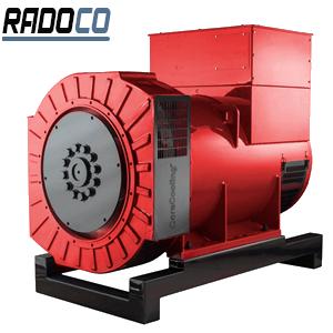 ژنراتور استمفورد رادوکو برای مراکز صنعتی بسیار مناسب میباشد