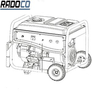 اجزا اصلی موتوربرق