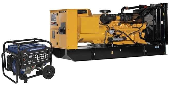 دستگاه مفید ژنراتور برق