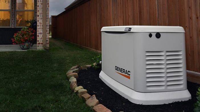 ژنراتور خانگی انرژی مورد نظر شما را به راحتی تأمین میکند.