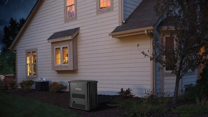 ژنراتور خانگی در عرض چند ثانیه برق مورد نیاز وسایل منزل شما را تولید میکند.