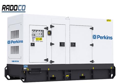 دیزل ژنراتور 100kva با توان تولید 80 کیلوولت برق