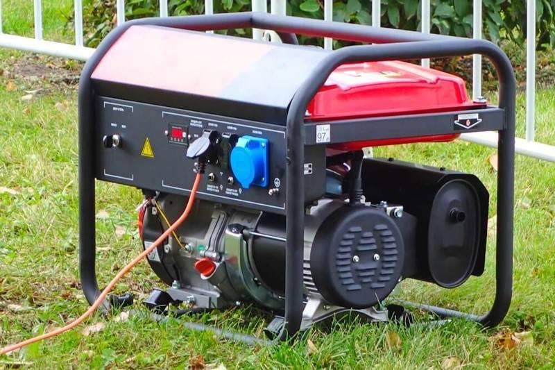 چگونگی کار موتور ژنراتور برق