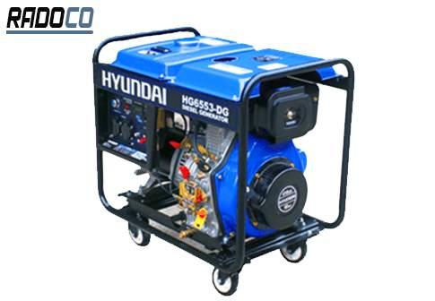 موتور ژنراتور برق چگونه کار میکند