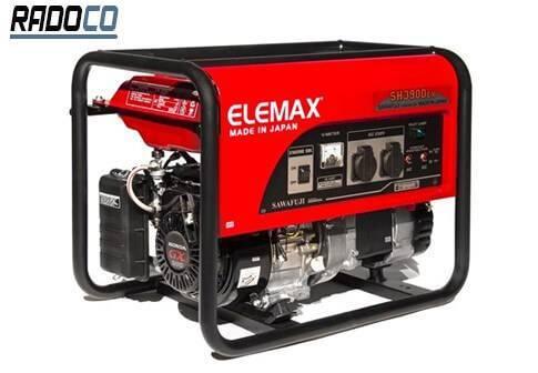 موتور برقی المکس