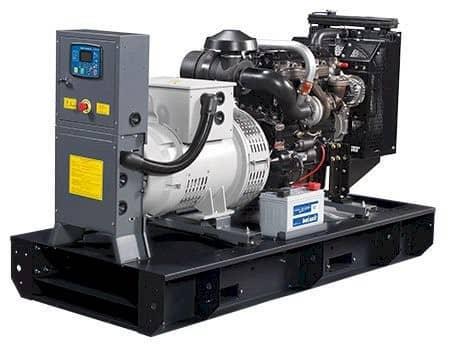 از ترکیب یک موتور دیزلی و یک ژنراتور برقی یک دیزل ژنراتور به دست میآید