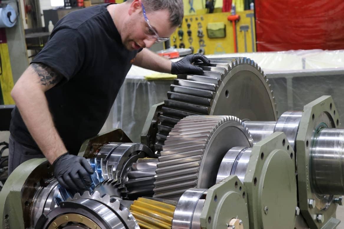 گیربکس ها یکی از ابزارهای انتقال قدرت میباشند.