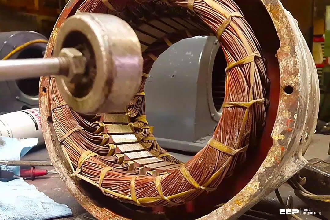 موتورهای سه فاز جز پرقدرت ترین موتورهای الکتریکی هستند.