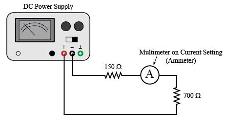 در یک مدار الکتریکی، برای اندازهگیری مقدار جریان باید آمپرمتر را بطور موازی با مدار نصب کنیم.