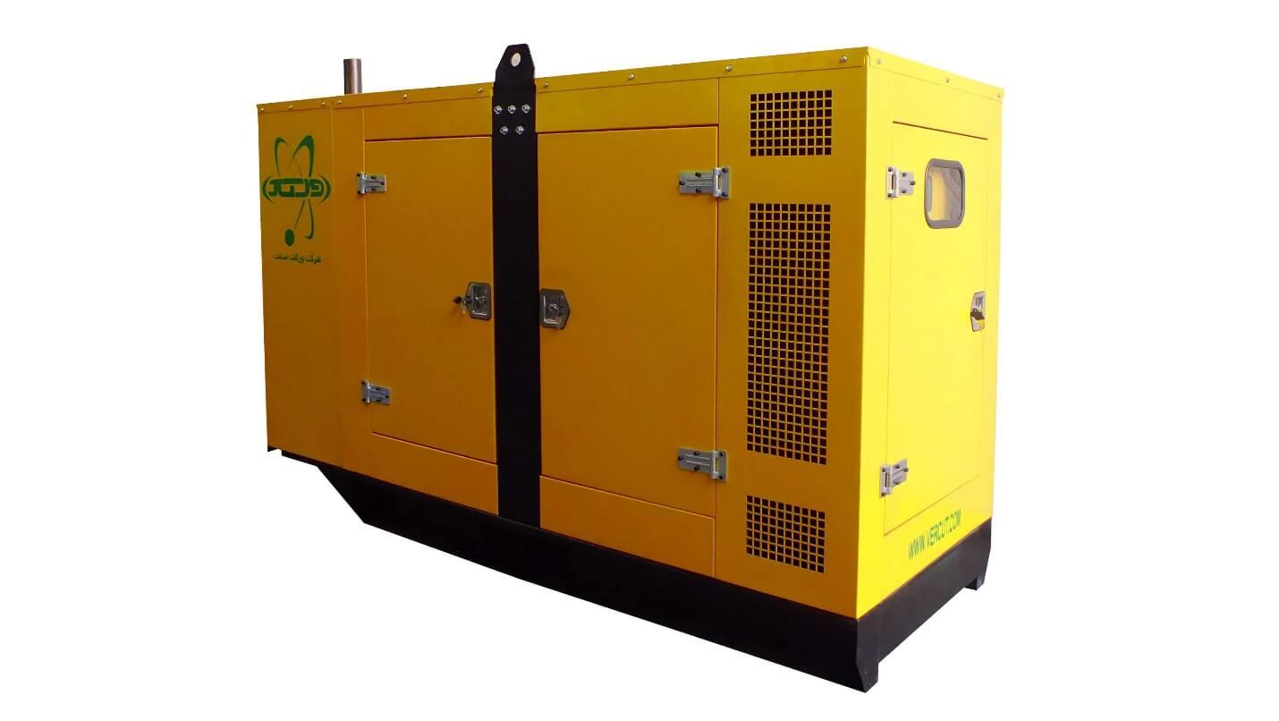 انواع دیزل ژنراتور برق