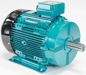 شکل ظاهری موتورهای الکتریکی