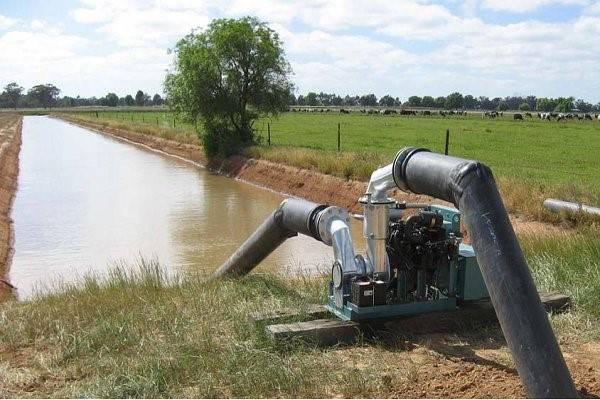 موتور پمپ آب کشاورزی